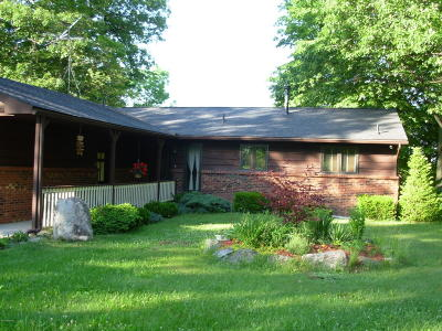 Gobles Single Family Home For Sale: 01723 36 Th Street