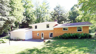 Muskegon Single Family Home For Sale: 731 Scenic Drive
