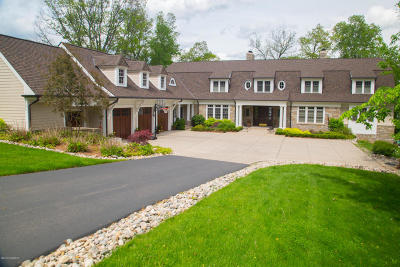 Richland Single Family Home For Sale: 10356 Doubleday Drive