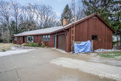 South Haven Single Family Home For Sale: 12688 Blue Star Highway