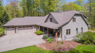 Holland, West Olive Single Family Home For Sale: 15433 River Trace
