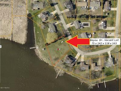 Spring Lake Residential Lots & Land For Sale: Bayou Drive