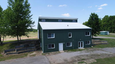 Hillsdale County Single Family Home For Sale: 7503 E Reading Road