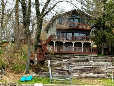 Middleville Single Family Home For Sale: 10637 Gun Lake Road