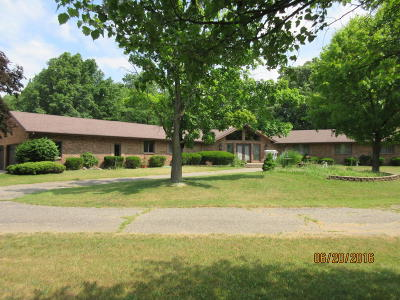 Schoolcraft Single Family Home For Sale: 11545 Oakland Drive