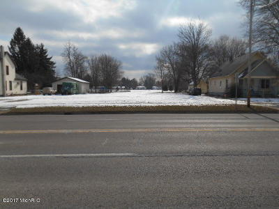 Branch County Residential Lots & Land For Sale: 526 E Chicago Street