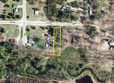 Manistee County Residential Lots & Land For Sale: 17369 Second Street