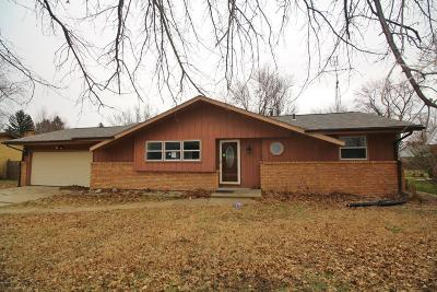 Stevensville Single Family Home For Sale: 1584 S Teakwood Drive
