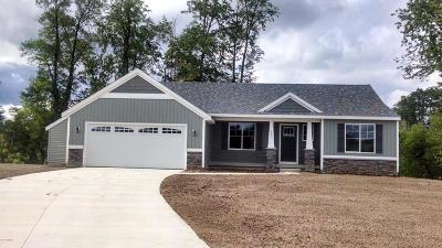 Middleville Single Family Home For Sale: Parcel A-1 Woodschool Road
