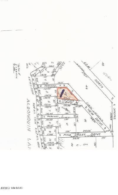 Barry County Residential Lots & Land For Sale: V/L43 Iroquois Trail