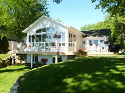 Richland Single Family Home For Sale: 1387 Gull Lake Drive W