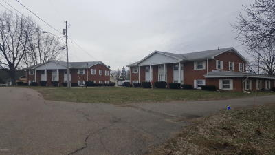 Hamilton Multi Family Home For Sale: 3608-3610 Diamond Drive