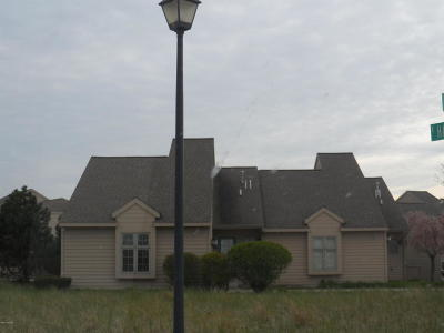 Muskegon Condo/Townhouse For Sale: 3405 Sand Dock Court
