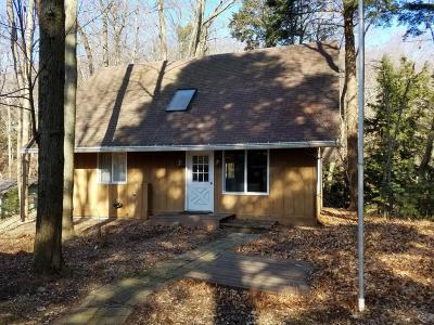 Muskegon Single Family Home For Sale: 3907 Scenic Drive