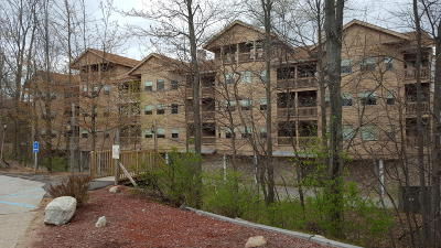 Rothbury Condo/Townhouse For Sale: 5900 S Water Road #210