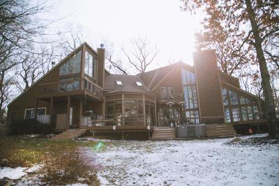 Kalamazoo Single Family Home For Sale: 7300 W Q Avenue