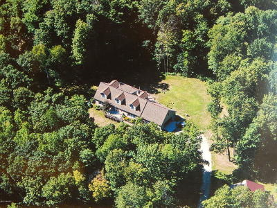 Manistee County Single Family Home For Sale: 18576 Saint Pierre Road