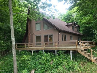 Single Family Home For Sale: 8513 Chuckanut Drive
