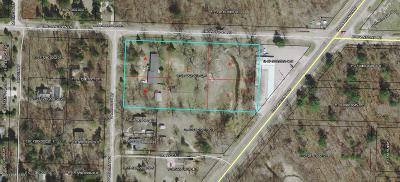 Sawyer Residential Lots & Land For Sale: 12121 N Wolcott Avenue