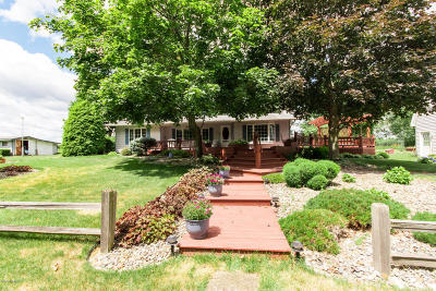 St. Joseph County Single Family Home For Sale: 59060 Yeatter Road