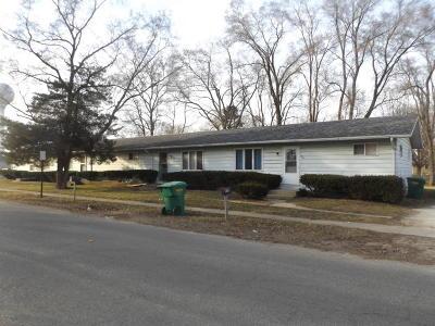 White Pigeon Multi Family Home For Sale: 304 W Michigan Avenue