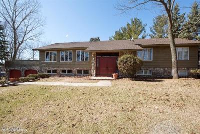Stevensville Single Family Home For Sale: 4790 Berrien Path