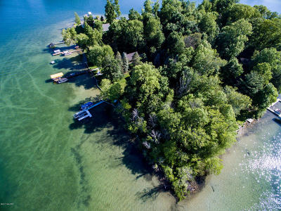 Dowagiac Residential Lots & Land For Sale: 1 Hemlock Island