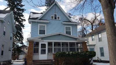 Single Family Home For Sale: 1060 Bates Street SE