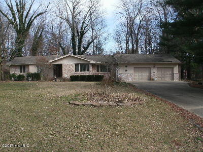 St. Joseph Single Family Home For Sale: 4283 Hart Drive