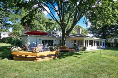 Muskegon Single Family Home For Sale: 1003 Lake Avenue