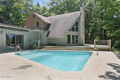 Harbert, Lakeside, New Buffalo, Sawyer, Three Oaks, Union Pier Single Family Home For Sale: 7461 Columbine Drive