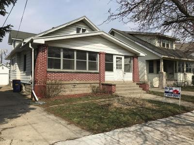 Single Family Home For Sale: 701 Griggs Street SW
