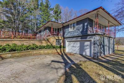Greenville Single Family Home For Sale: 11500 Baker Road