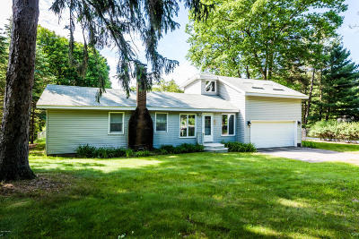 Lakeside Single Family Home For Sale: 14446 Lakeshore Road