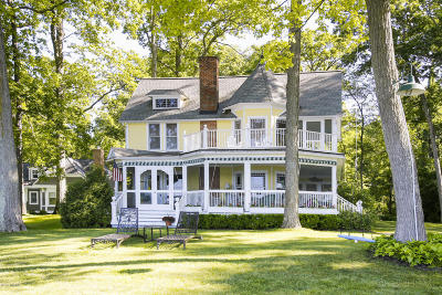 Richland Single Family Home For Sale: 391 Gull Lake Island
