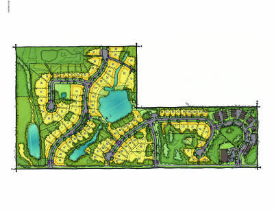 Spring Lake Residential Lots & Land For Sale: 14634 Arcadia Woods Drive