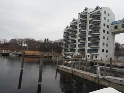 Muskegon Condo/Townhouse For Sale: 2964 Lakeshore Drive #E702