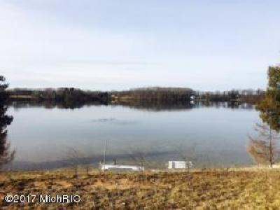 Scottville Residential Lots & Land For Sale: W Waters Edge