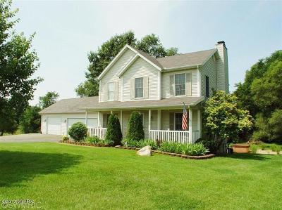 Coloma Single Family Home For Sale: 3341 Bluebird Lane