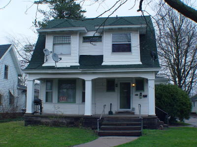 Hastings MI Single Family Home For Sale: $139,900