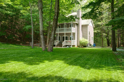 Single Family Home For Sale: 10767 Old Freesoil Road