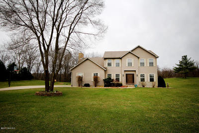 Edwardsburg Single Family Home For Sale: 66366 High Meadow Court