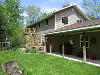 Cedar Springs Single Family Home For Sale: 6037 16 Mile Rd NE