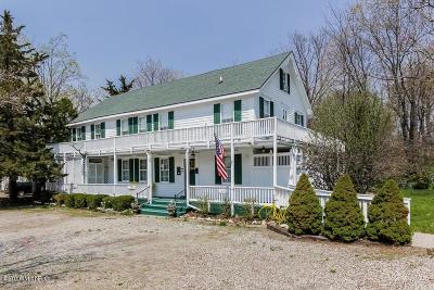 Saugatuck, Douglas Single Family Home For Sale: 888 Holland Street