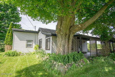 Isabella County Single Family Home For Sale: 8077 Gerardin