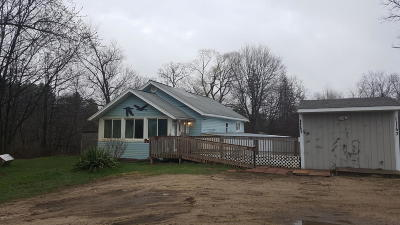 Greenville Single Family Home For Sale: 11153 S Greenville Road