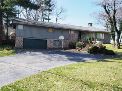 Muskegon Single Family Home For Sale: 3891 Norton Hills Road