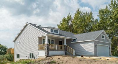 Spring Lake Single Family Home For Sale: 14716 Leonard Road #Lot 1