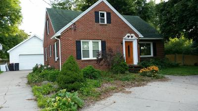 Wayland Single Family Home For Sale: 1132 144th