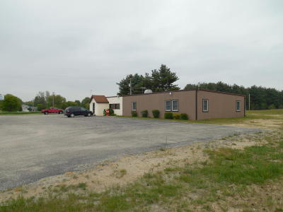 Scottville Commercial For Sale: 2516 N Us-31
